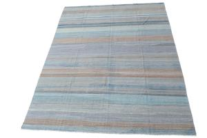 Hand Knotted Modern Kilim