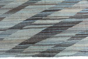 Hand Knotted Kilim 13'10