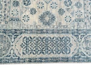 Modern multi color rug 9'1