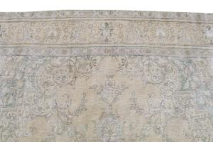 61984 Multi color Vintage rug-9'7