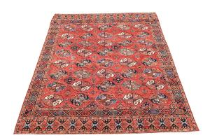 Hand Knotted Rug 8'10