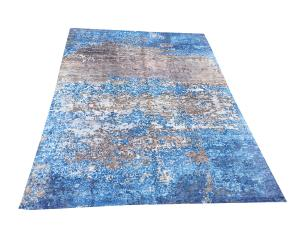 Contemporary Blues rug 10'x14'