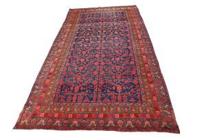 Antique Khotan Circa 1900 7'x13'