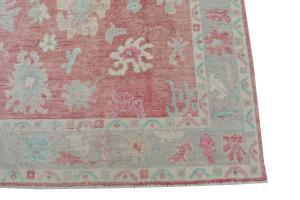 Oushak color rug 7'5
