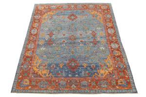 bright color rug 10'5