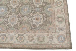 Contemporary multi color rug 8'3