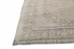 62428 Vintage Kashan 9'8
