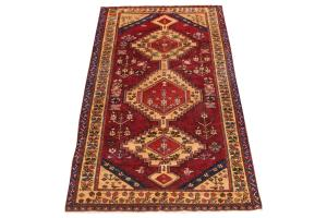 62430 Northwest Persian Village Rug 5'4