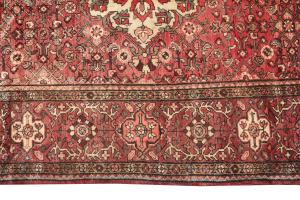 62449 Persian vintage Hamadan District 9'9