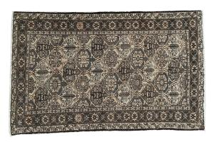 Persian Bakhtiar Rug 5'1