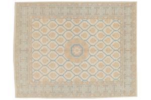 62465 Khotan design rug-8'6