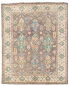 62532 Low Tone Wool Rug 8'9