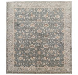 62571 Antique Sultan abad Design -10'x14'