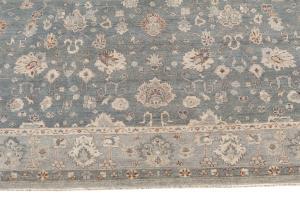 62571 Antique Sultan abad Design -10'x14'