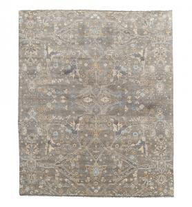 62572 Antique Ushak Design -8'x10'