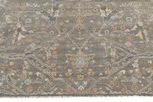 62572 Antique Ushak Design -8'x10'