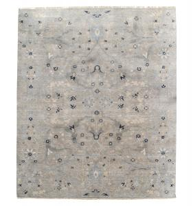 62573 Antique Sultan abad Design -8'x10'