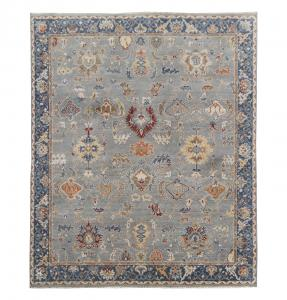 62576 Antique Sultan abad Design -8'x10'