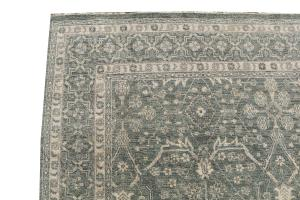 62579 Antique Mahal Design - 9'x12'4