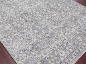 62580 Hand Knotted Traditional 9'x12'