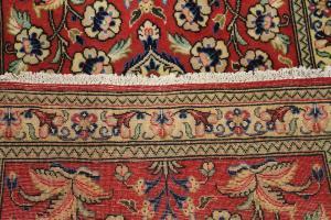 62589 Persian vintage Saruk rug 2'6