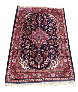 62590 Persian vintage Saruk rug  2'2