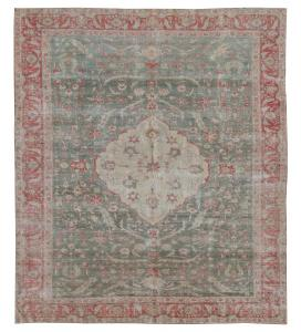 Antique Tabriz -7'10