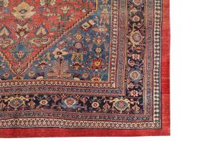 62617 Antique Bijar -7'6