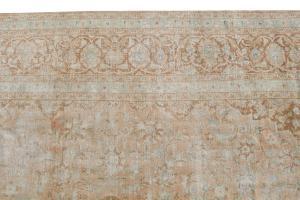 62635 Antique Kashan- 10'5