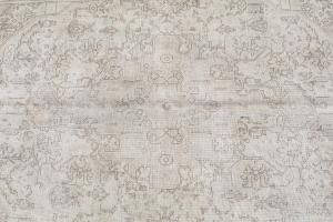 62679 Vintage Tabriz rug -6'4