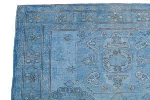 62819 Vintage rug 5'3