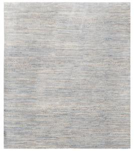 62832 Soft Grey Gabbeh -9'1