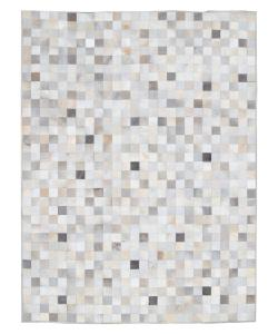 62903 Hand made Cowhide carpet with backing 8'8