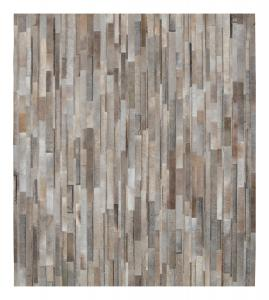 62925 Hand made Cowhide carpet with backing 8'8
