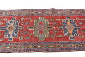 63008 Antique North West Persian  3'1