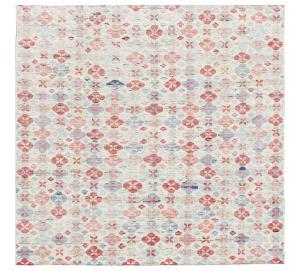 63097 Tribal rug 8'3