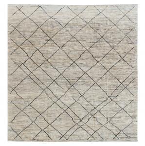 63098 Tribal rug 9'2