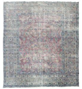 63135 Antique Kerman 8'3