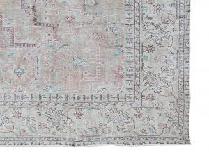 63159 Vintage Tabriz 9'5