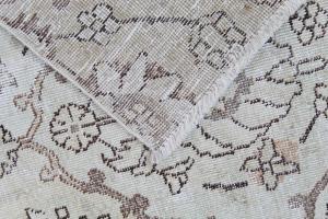 63162 Vintage Tabriz 6'2