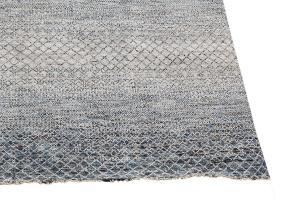 63175 Modern Handmade Wool Rug 7'11