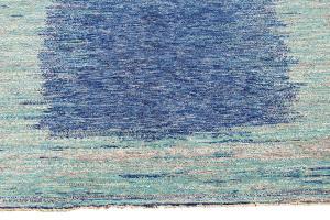 63177 Modern Handmade Wool Rug8'x10'1