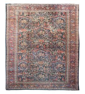 63240 Antique Mahal Mostofi design 11'x18'