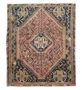 63305 Antique Southwest Persian Rug 4′7″ × 7′4″