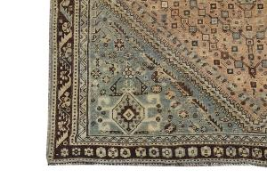 63308 Antique Early 20th Century Southwest Rug 5'6
