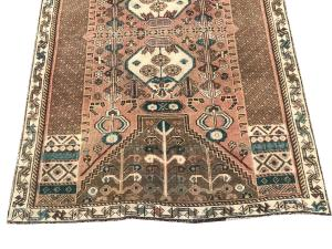 63313 Antique Early 20th Century Southwest Rug 3'4