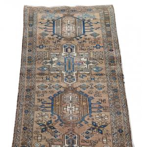 63316 Antique North West Persian Runner 2′10″ × 10′7″