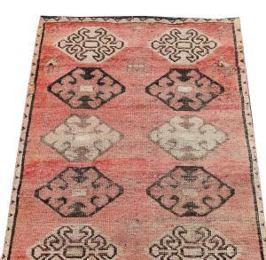 63320 Late 19th Century Persian Ghashgai Rug 3'3