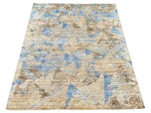 #63424 Modern Wool and Bamboo Silk 7'10