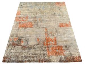 #63425 Modern Wool and Bamboo Silk 8'2